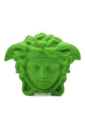 Чехол для airpods pro VERSACE зеленого цвета, арт. DPY8534/DPCME2 | Фото 1