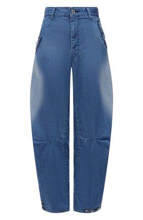 Женские джинсы Y`S синего цвета, арт. YD-P98-005   Фото 1