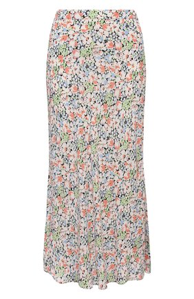 Женская юбка из вискозы POLO RALPH LAUREN разноцветного цвета, арт. 211838045 | Фото 1