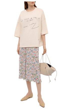 Женская юбка из вискозы POLO RALPH LAUREN разноцветного цвета, арт. 211838045 | Фото 2