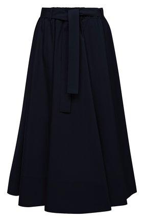 Женская хлопковая юбка WINDSOR темно-синего цвета, арт. 52 DR520H 10011495 | Фото 1