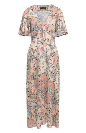Женское платье из вискозы PIETRO BRUNELLI разноцветного цвета, арт. AG0446/VI0091/Q141 | Фото 1
