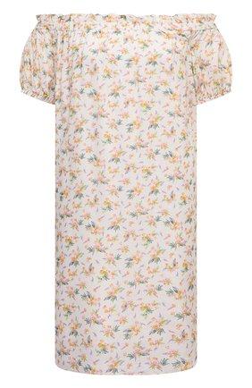 Женское платье из вискозы PIETRO BRUNELLI разноцветного цвета, арт. AM0455/VI0090/S137 | Фото 1