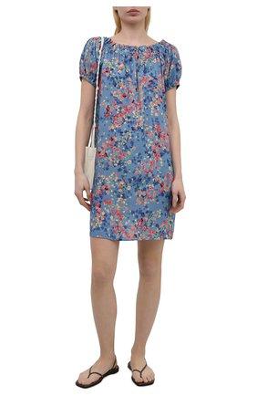 Женское платье из вискозы PIETRO BRUNELLI разноцветного цвета, арт. AM0455/VI0090/Q96A | Фото 2