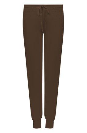 Женские брюки ZIMMERLI хаки цвета, арт. 762-3955 | Фото 1