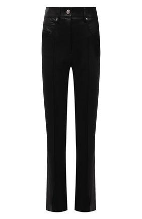 Женские брюки HELMUT LANG черного цвета, арт. L01HW203 | Фото 1