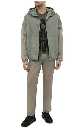 Мужская куртка 5 moncler craig green MONCLER GENIUS хаки цвета, арт. G1-09H-1A000-18-539UT | Фото 2