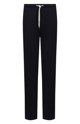 Мужские хлопковые домашние брюки ZIMMERLI темно-синего цвета, арт. 1357-21143 | Фото 1