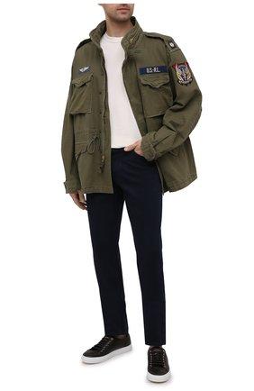 Хлопковая куртка | Фото №2