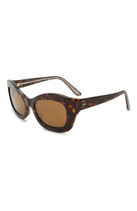 Женские солнцезащитные очки OLIVER PEOPLES коричневого цвета, арт. 5441SU-100983 | Фото 1