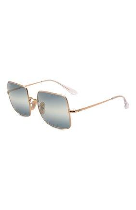 Женские солнцезащитные очки RAY-BAN синего цвета, арт. 1971-001/GA | Фото 1
