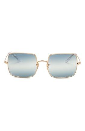 Женские солнцезащитные очки RAY-BAN синего цвета, арт. 1971-001/GA | Фото 4