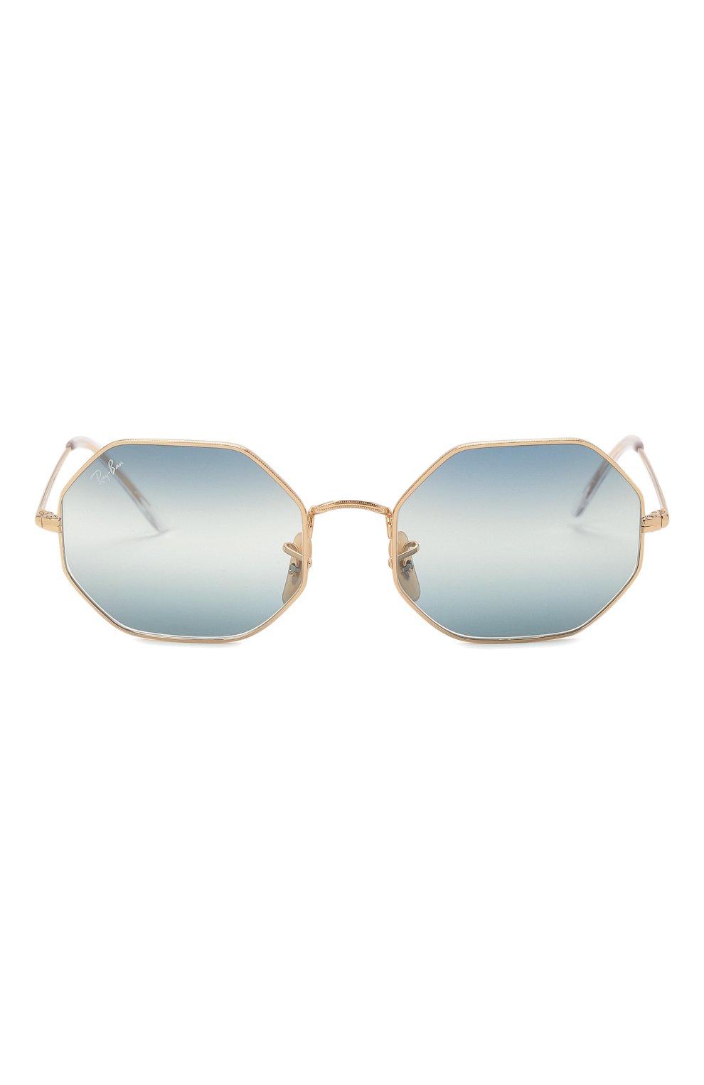 Женские солнцезащитные очки RAY-BAN синего цвета, арт. 1972-001/GA | Фото 4