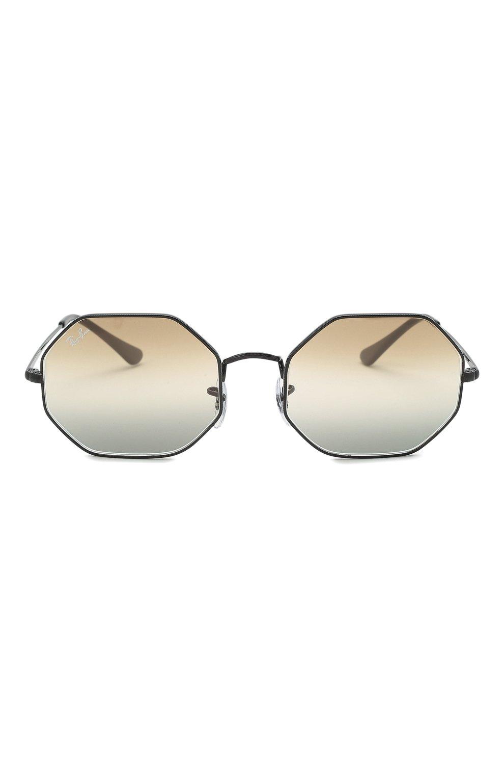 Женские солнцезащитные очки RAY-BAN черного цвета, арт. 1972-002/GB   Фото 4