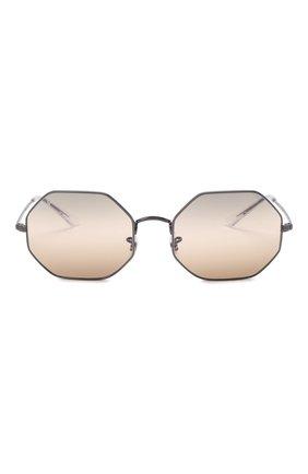 Женские солнцезащитные очки RAY-BAN черного цвета, арт. 1972-004/GC | Фото 4