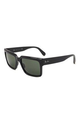 Женские солнцезащитные очки RAY-BAN черного цвета, арт. 2191-901/31 | Фото 1