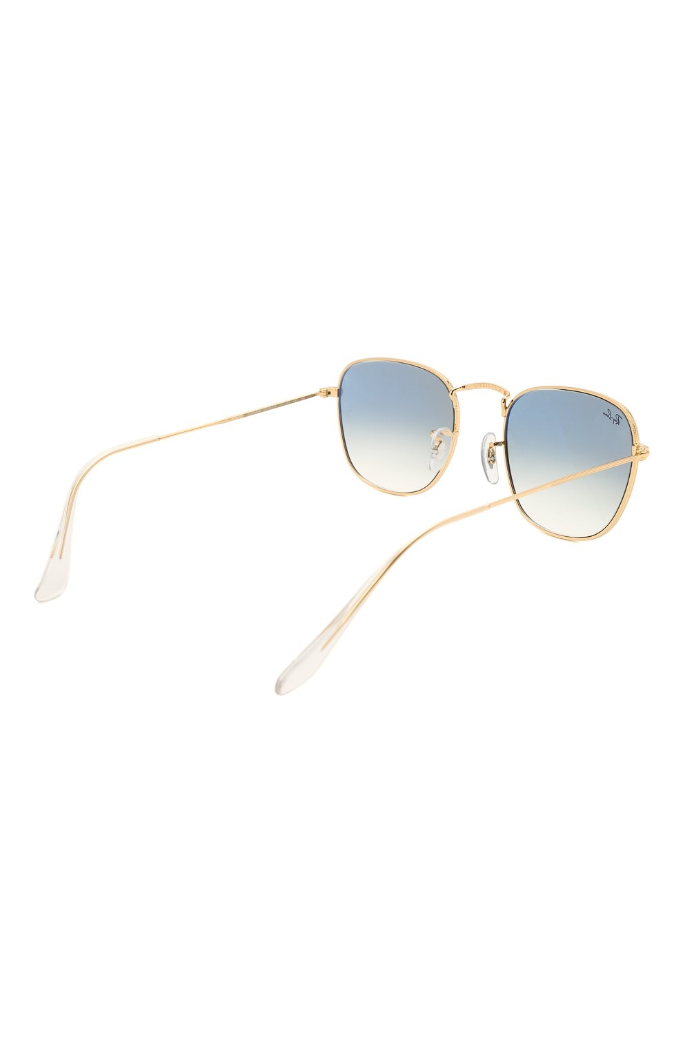 Женские солнцезащитные очки RAY-BAN голубого цвета, арт. 3857-91963F   Фото 5