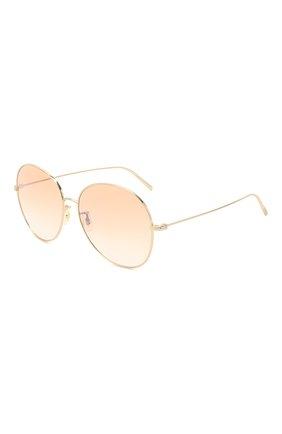 Женские солнцезащитные очки OLIVER PEOPLES светло-розового цвета, арт. 1289S-50357K | Фото 1