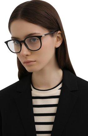 Женские оправа RAY-BAN черного цвета, арт. 7190-2000 | Фото 2