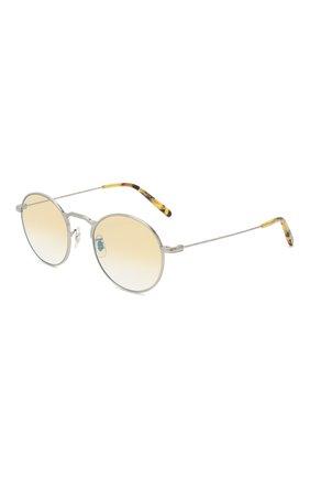 Женские солнцезащитные очки OLIVER PEOPLES желтого цвета, арт. 1282ST-50363C | Фото 1