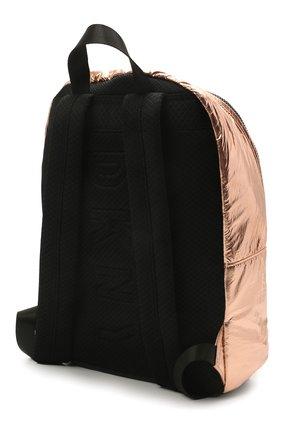 Детская рюкзак DKNY золотого цвета, арт. D30510   Фото 2