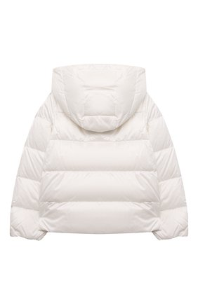 Детский комплект из куртки и брюк MONCLER белого цвета, арт. G1-951-1F510-00-53048 | Фото 3