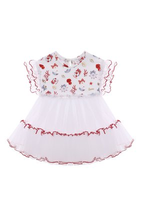 Хлопкковое платье | Фото №1