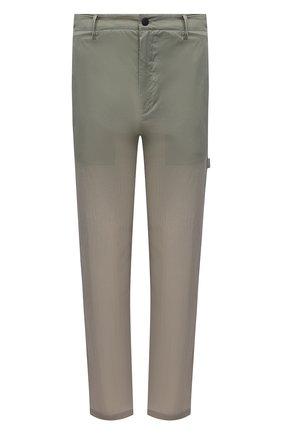 Мужские брюки 5 moncler craig green MONCLER GENIUS хаки цвета, арт. G1-09H-2A000-03-539UT | Фото 1 (Длина (брюки, джинсы): Стандартные; Случай: Повседневный; Материал внешний: Синтетический материал; Стили: Кэжуэл)