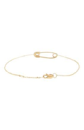 Женский браслет J-POINT золотого цвета, арт. ИПГ857.20.040321.28Y   Фото 2 (Материал: Золото)