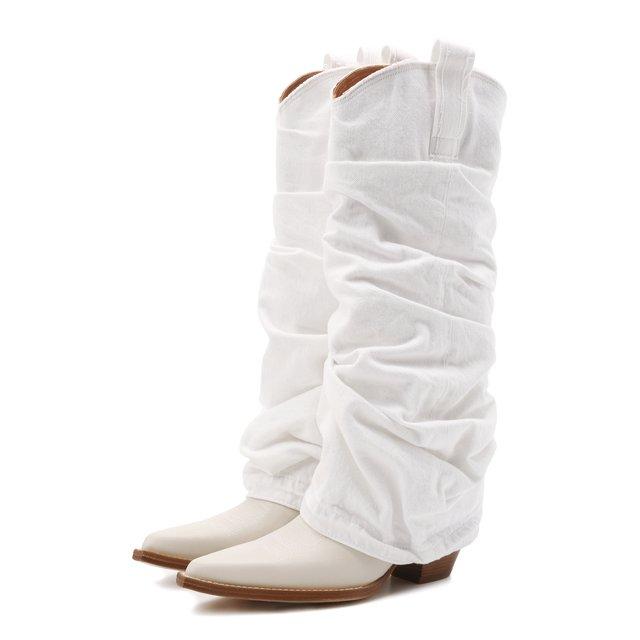 Текстильные сапоги R13