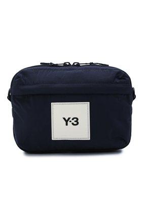 Женская поясная сумка Y-3 темно-синего цвета, арт. GT8921/W | Фото 1