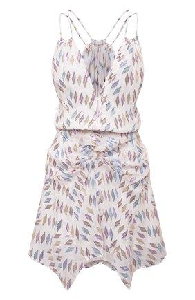 Женское шелковое платье IRO разноцветного цвета, арт. WM33CHERRIE   Фото 1