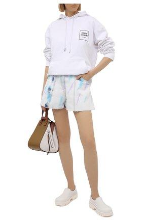 Женские джинсовые шорты IRO разноцветного цвета, арт. WM30GERMIN | Фото 2