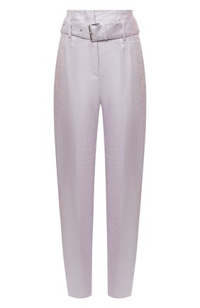 Женские брюки IRO сиреневого цвета, арт. WM23NAJAVA | Фото 1
