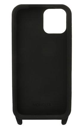 Чехол для iphone 12/12 pro 5 moncler craig green MONCLER GENIUS черного цвета, арт. G1-09H-6B700-00-02SWK | Фото 2