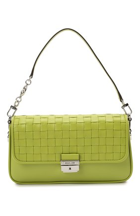 Женская сумка bradshaw small MICHAEL MICHAEL KORS зеленого цвета, арт. 30S1S2BL1T | Фото 1