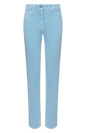 Женские джинсы VERSACE голубого цвета, арт. A86623/1F00813 | Фото 1