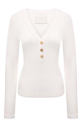 Женский пуловер CITIZENS OF HUMANITY белого цвета, арт. 9202-3004 | Фото 1