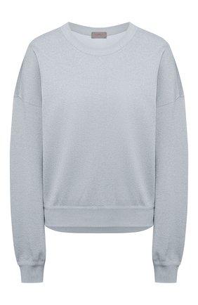 Женский пуловер из вискозы MRZ светло-голубого цвета, арт. S21-0057 | Фото 1