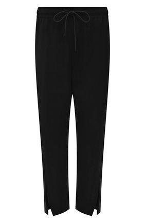 Женские брюки THEORY черного цвета, арт. L0109206 | Фото 1