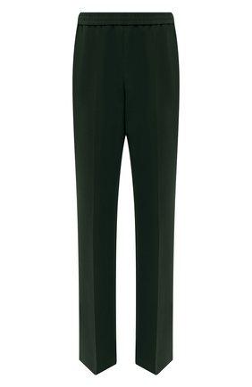 Женские брюки THEORY темно-зеленого цвета, арт. L0109208 | Фото 1
