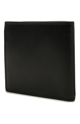 Мужской кожаное портмоне ALEXANDER MCQUEEN черного цвета, арт. 602137/1XI0Y | Фото 2