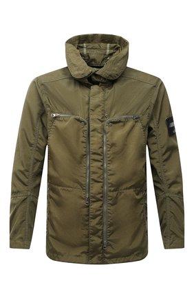 Мужская куртка STONE ISLAND SHADOW PROJECT хаки цвета, арт. 741941002   Фото 1