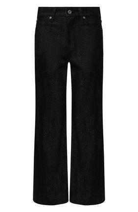 Женские джинсы JIL SANDER темно-синего цвета, арт. JPPS663135-WS246700 | Фото 1