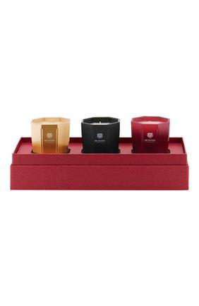 Ароматические свечи rosso nobile, melograno, ambra DR. VRANJES FIRENZE бесцветного цвета, арт. FRV20-H161209   Фото 1