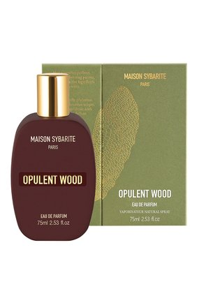 Парфюмерная вода opulent wood MAISON SYBARITE бесцветного цвета, арт. 3665720000036 | Фото 2