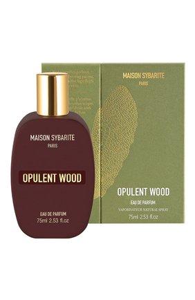 Парфюмерная вода Opulent Wood (75ml) | Фото №2