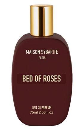 Парфюмерная вода bed of roses MAISON SYBARITE бесцветного цвета, арт. 3665720000029 | Фото 1