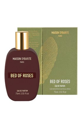 Парфюмерная вода bed of roses MAISON SYBARITE бесцветного цвета, арт. 3665720000029 | Фото 2