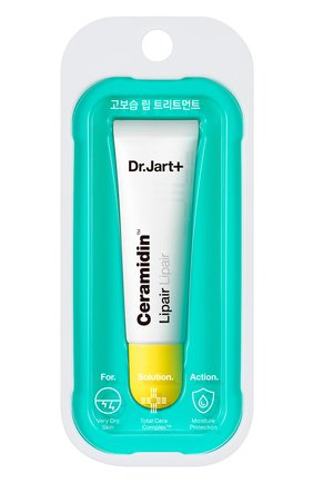 Питательный бальзам для губ ceramidin DR.JART+ бесцветного цвета, арт. 8809535802484 | Фото 2